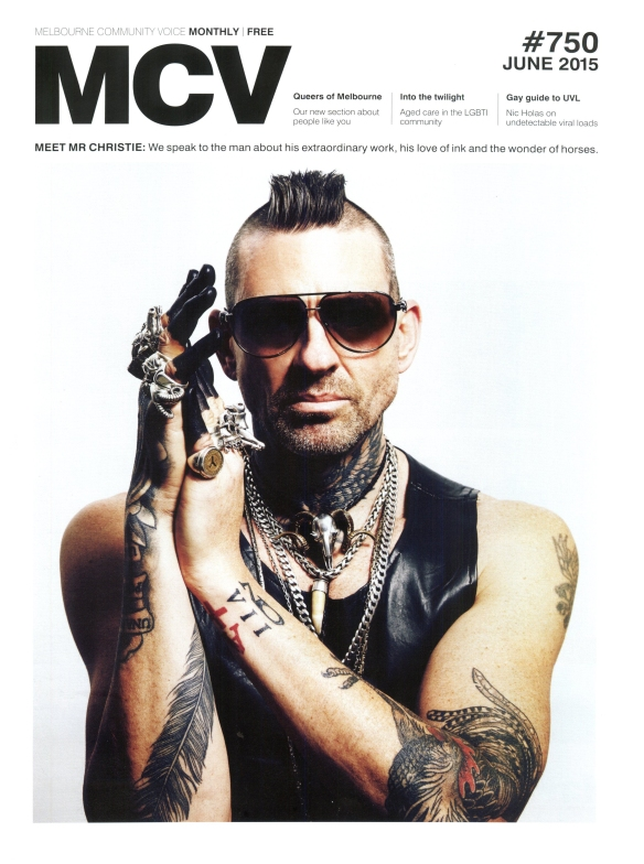 MCV cover story